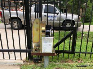 Electric Gate Repair Santa Fe